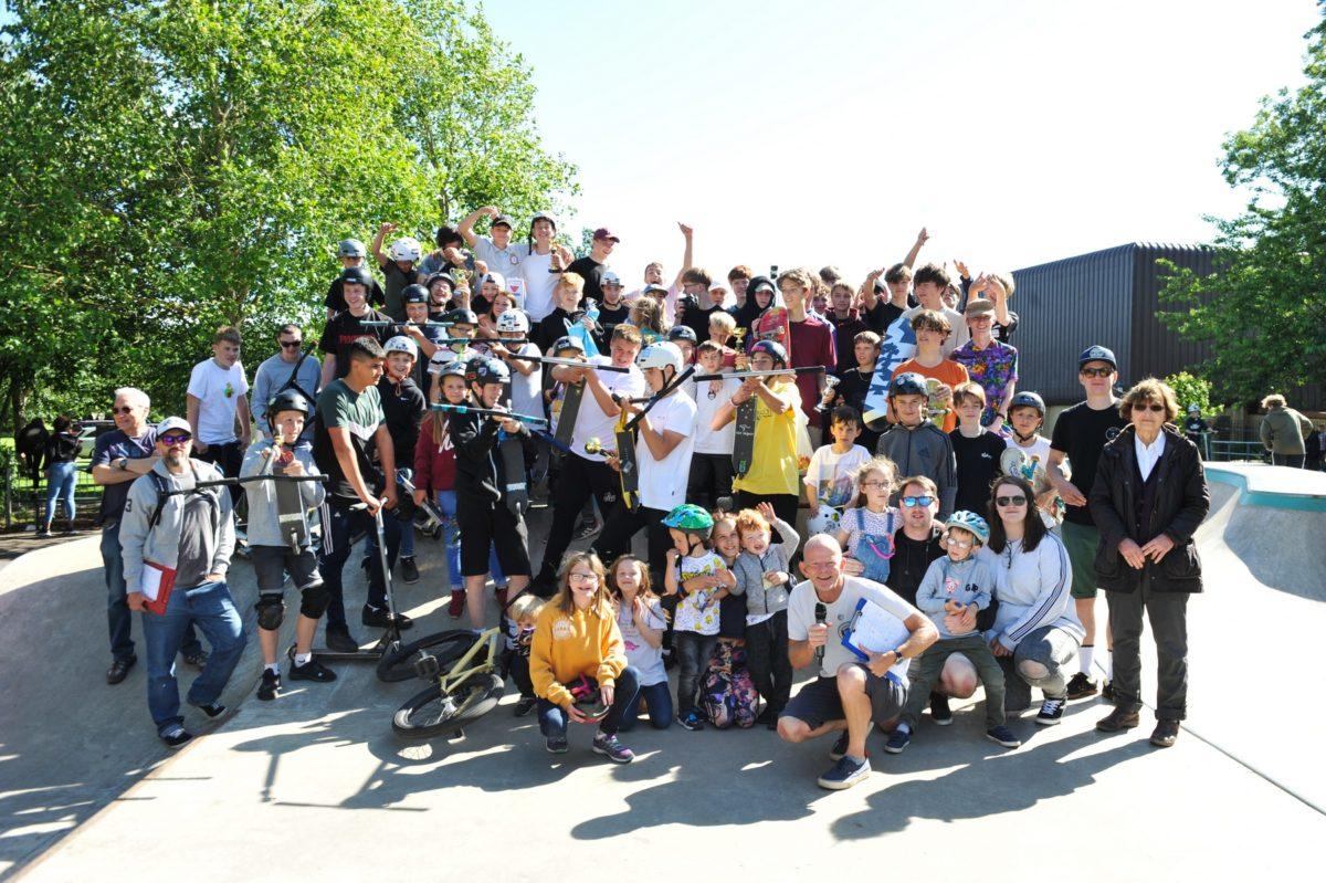 17th Nailsea Community Skatepark Festival and Showcase