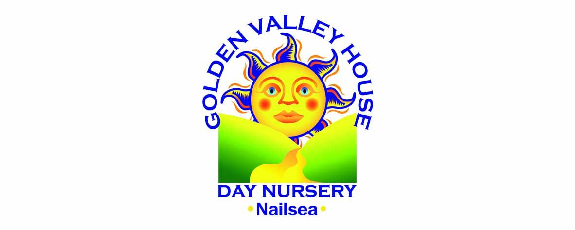 Golden Valley Nursery Logo Nailsea Town