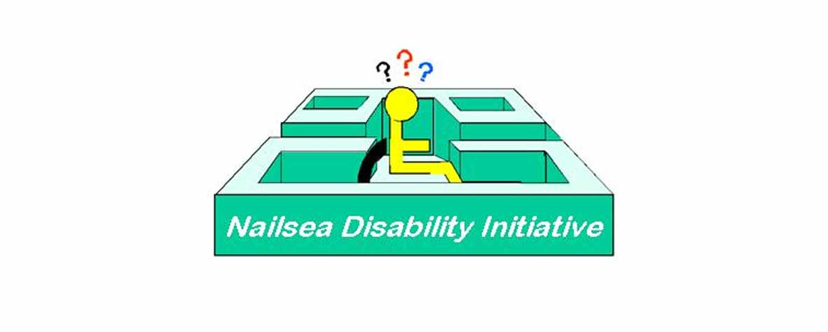 Nailsea Disability Logo