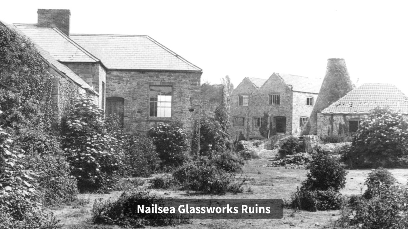 Nailsea Glassworks Ruins