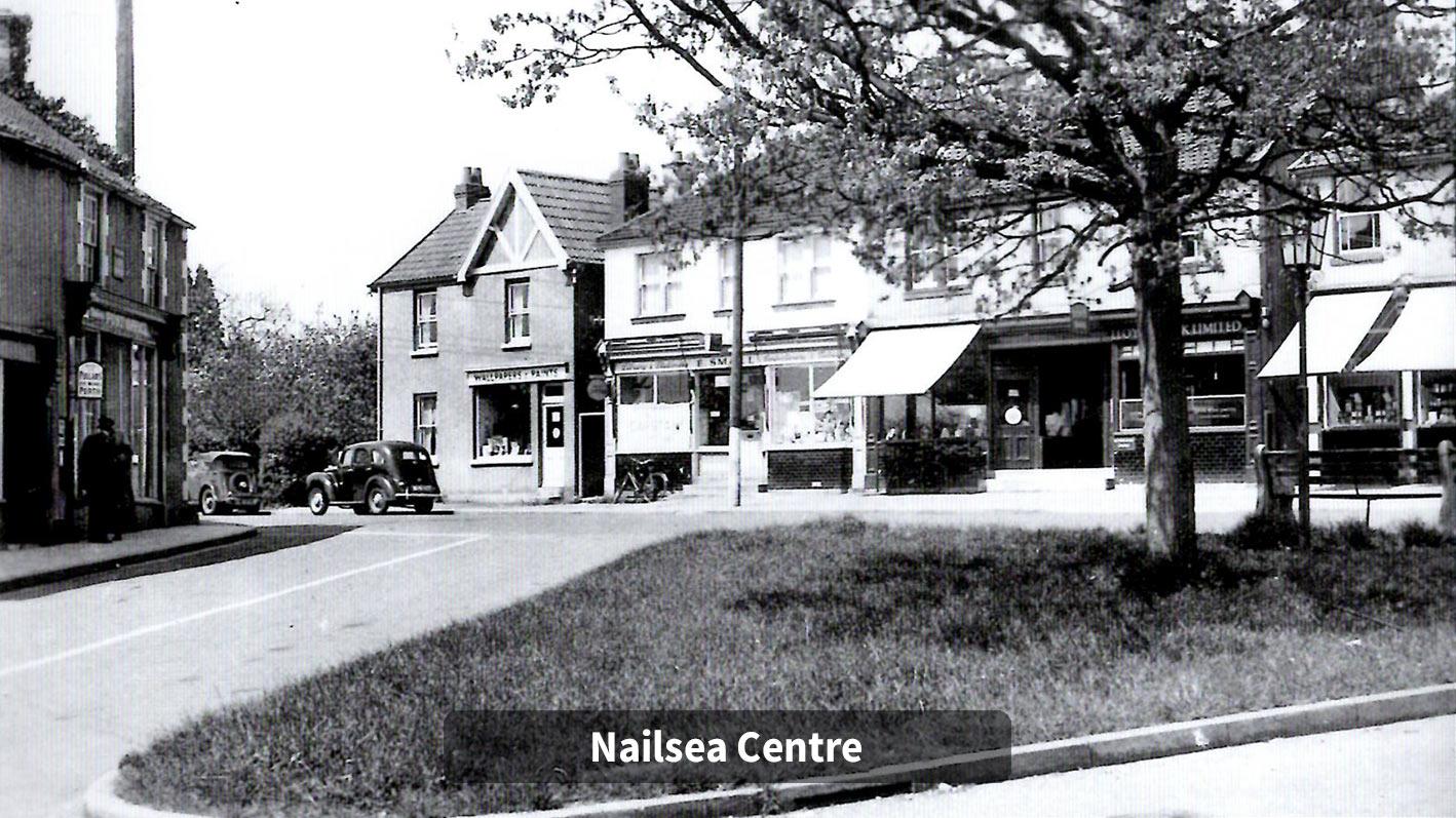 Nailsea Town Centre