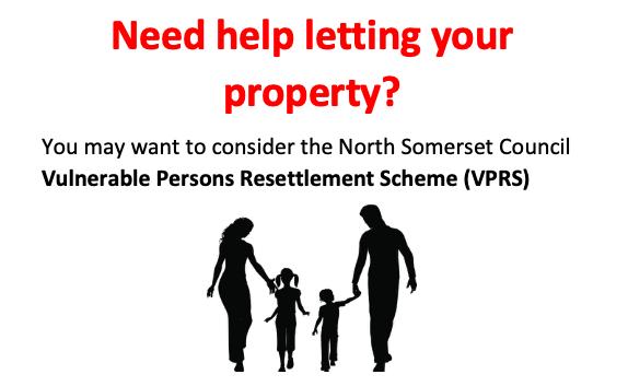 Vulnerable Persons Resettlement Scheme (VPRS)
