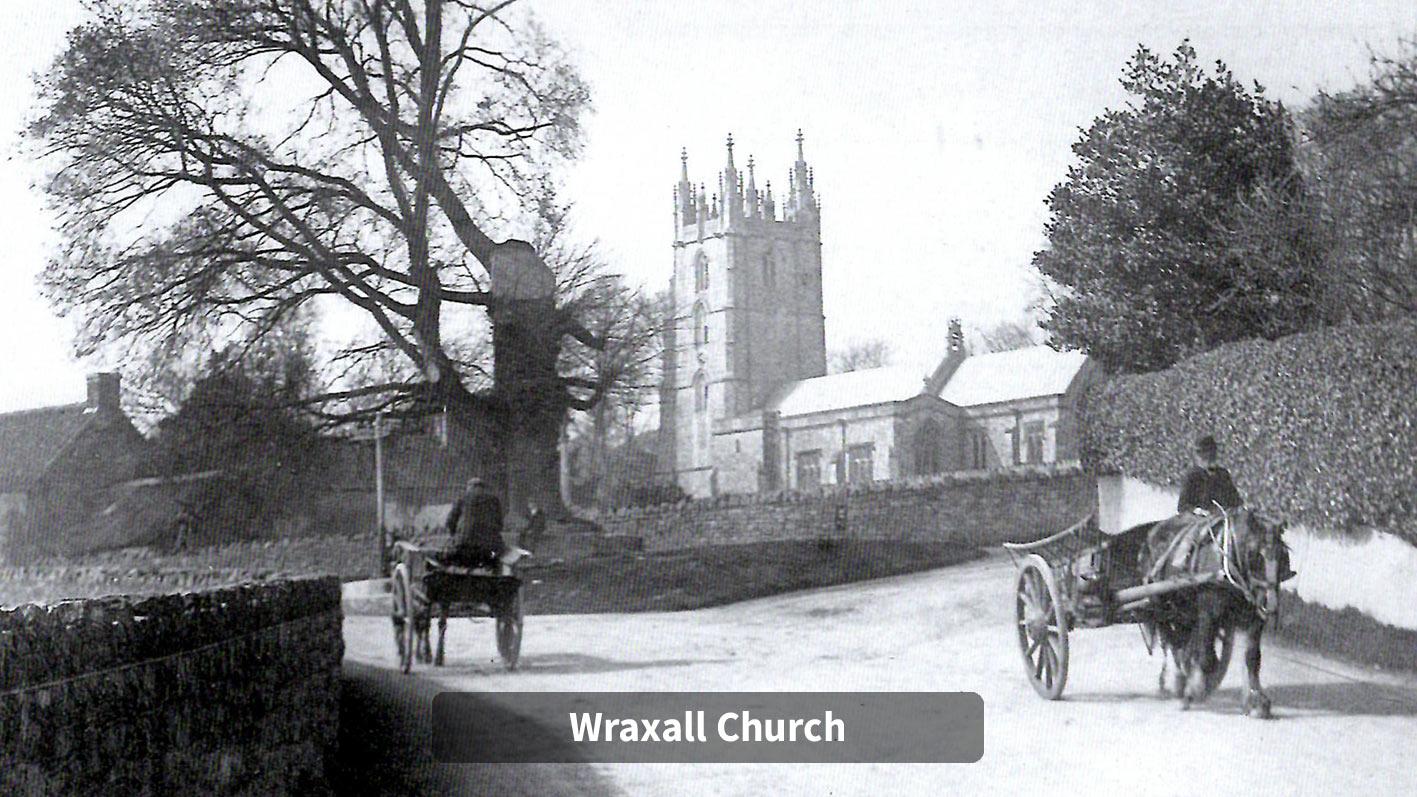 Wraxall Church